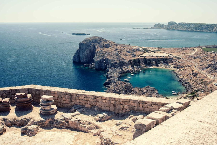 Half Day Lindos Tour